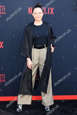 Editorial photo of Stranger Things: Season 3 premiere - Arrivals, Hollywood, USA - 28 Jun 2019
