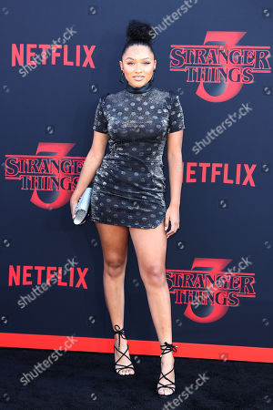Editorial image of Stranger Things: Season 3 premiere - Arrivals, Hollywood, USA - 28 Jun 2019