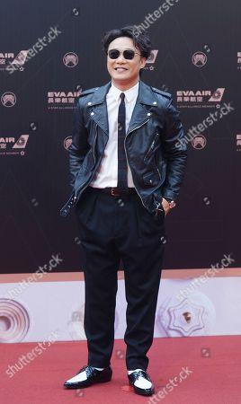 Editorial image of Golden Melody Awards, Taipei, Taiwan - 29 Jun 2019