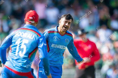 Editorial image of ICC Cricket World Cup 2019 - Pakistan v Afghanistan. Leeds, UK - 29 Jun 2019