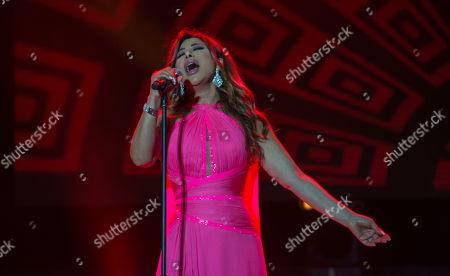 Editorial photo of International Mawazine Music Festival in Rabat, Morocco - 28 Jun 2019