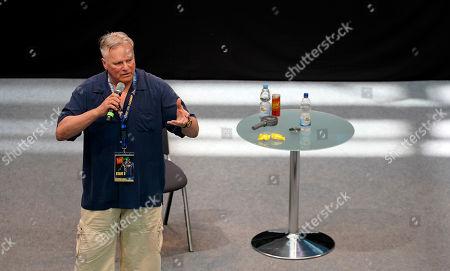 Editorial photo of Comic Con Germany in Stuttgart - 29 Jun 2019