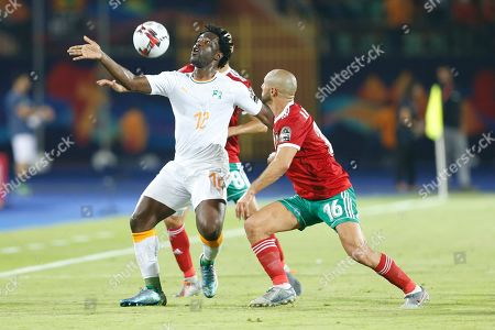 Editorial photo of Africa Cup Soccer, Cairo, Egypt - 28 Jun 2019