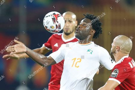 Editorial image of Africa Cup Soccer, Cairo, Egypt - 28 Jun 2019