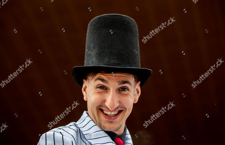 Stock Picture of Jack Goodacre from Bedfordshire, England