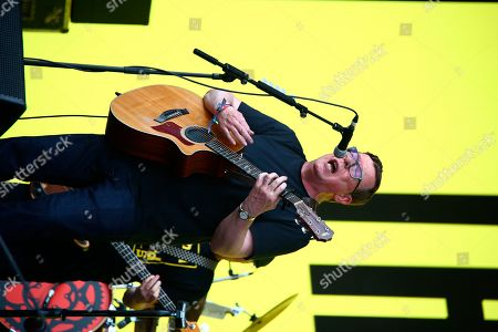 Charlie Reid, The Proclaimers. Charlie Reid of The Proclaimers performs on the third day of Glastonbury Festival at Worthy Farm, Somerset, England, . Temperatures are expected to soar over the weekend as a heatwave hits parts of Europe, while the festival runs for five days and is one of the largest events of its kind in the world