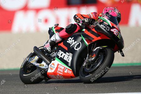 #41 Aleix Espargaro, Spanish: Aprilia Racing Team Gresini during the Motul Dutch TT MotoGP, TT Circuit, Assen