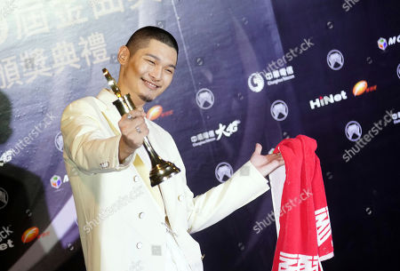 Eason Chan. Taiwanese singer Leo Wang holds his award for the Best Male Mandarin Vocalist at the 30th Golden Melody Awards in Taipei, Taiwan, . The Golden Melody Awards are one of the Chinese-language pop music world's biggest annual events