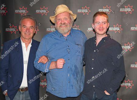 Nick Broomfield, Jan Christian Mollestad and Kyle Gibbon
