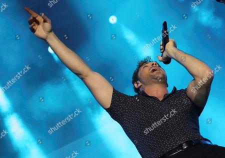 Editorial photo of Sun and Stars Festival in Spain, Las Palmas De Gran Canaria - 29 Jun 2019