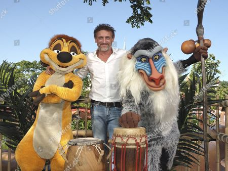 Editorial photo of 'The Lion King & Jungle Festival' Parade, Disneyland Paris, Marne la Vallee, France - 29 Jun 2019