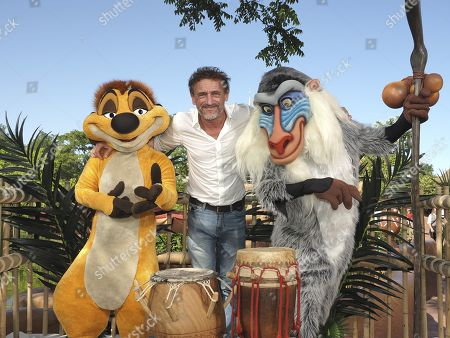 Editorial image of 'The Lion King & Jungle Festival' Parade, Disneyland Paris, Marne la Vallee, France - 29 Jun 2019