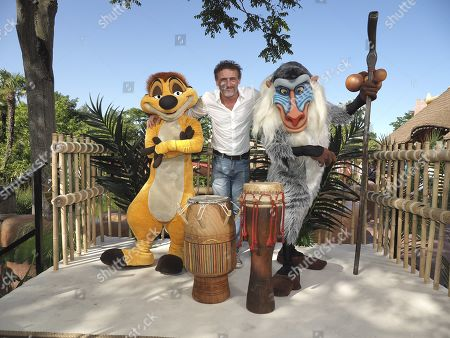 Editorial picture of 'The Lion King & Jungle Festival' Parade, Disneyland Paris, Marne la Vallee, France - 29 Jun 2019