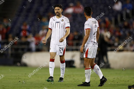 Editorial picture of River Plate Chivas Soccer, San Diego, USA - 28 Jun 2019