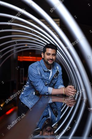 Stock Image of Bollywood actor Aftab Shivdasani during an exclusive interview with HT City-Hindustan Times for the promotion of his upcoming movie Setters