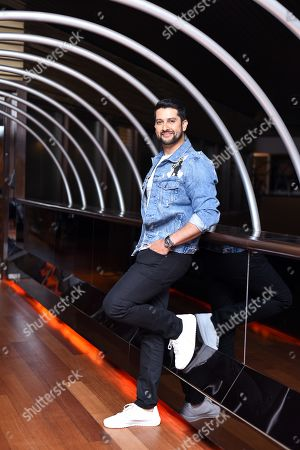 Editorial picture of Aftab Shivdasani photoshoot, New Delhi, India - 29 Jun 2019