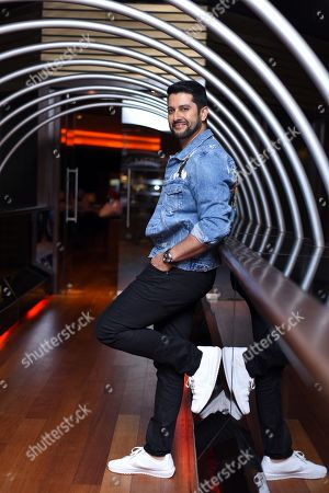 Stock Photo of Bollywood actor Aftab Shivdasani during an exclusive interview with HT City-Hindustan Times for the promotion of his upcoming movie Setters