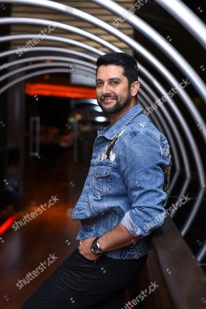 Bollywood actor Aftab Shivdasani during an exclusive interview with HT City-Hindustan Times for the promotion of his upcoming movie Setters