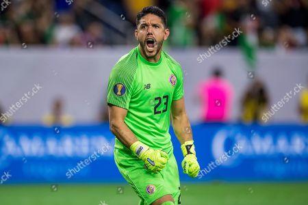 Editorial photo of CONCACAF Gold Cup Quarterfinals Costa Rica vs Mexico, Houston, USA - 29 Jun 2019