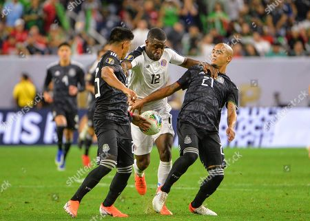 Editorial picture of CONCACAF Gold Cup: Mexico vs Costa Rica, Houston, USA - 29 Jun 2019