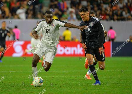 Editorial image of CONCACAF Gold Cup: Mexico vs Costa Rica, Houston, USA - 29 Jun 2019