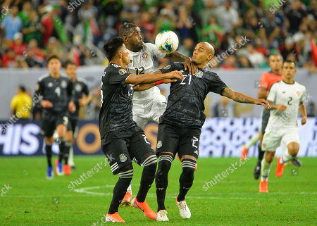 Editorial photo of CONCACAF Gold Cup: Mexico vs Costa Rica, Houston, USA - 29 Jun 2019