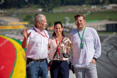 Editorial picture of Formula One Grand Prix of Austria, Spielberg - 30 Jun 2019