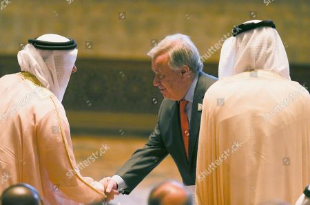 Editorial picture of Abu Dhabi Climate Meeting, United Arab Emirates - 30 Jun 2019
