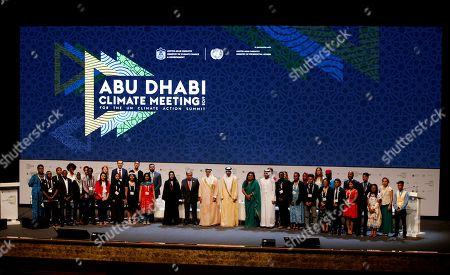 Editorial image of Abu Dhabi Climate Meeting, United Arab Emirates - 30 Jun 2019