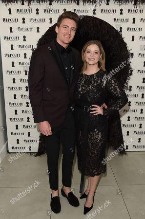 Sasha Pieterse and Hudson Shearer