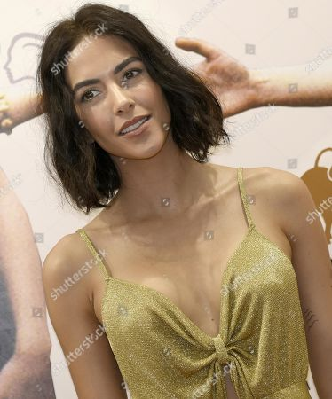 Rocio Munoz Morales poses during a photo call as part of the 65th annual Taormina Film Festival, Taormina Sicily Island, Italy, 30 June 2019. The festival runs from 30 to 06 July.