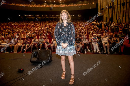 Editorial picture of Light of My Life - 54th Karlovy Vary Film Festival, Czech Republic - 30 Jun 2019