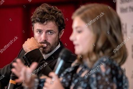Editorial image of Light of My Life - 54th Karlovy Vary Film Festival, Czech Republic - 30 Jun 2019