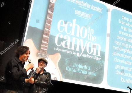 Director Andrew Slater and Executive Producer Jakob Dylan