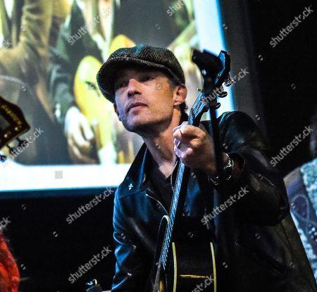 Executive Producer/Singer/Songwriter Jakob Dylan