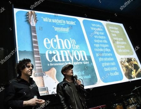 Director Andrew Slater and Singer/Songwriter Jakob Dylan