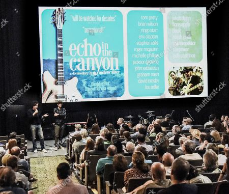 Editorial picture of 'Echo In The Canyon' screening, Atlanta, Georgia, USA  - 29 Jun 2019