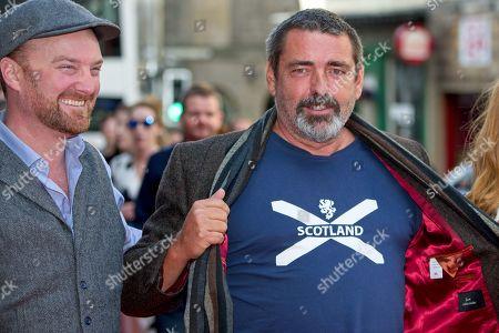 Editorial image of 'Mrs Lowry & Son' film premiere, Edinburgh International Film Festival, Scotland, UK - 30 Jun 2019