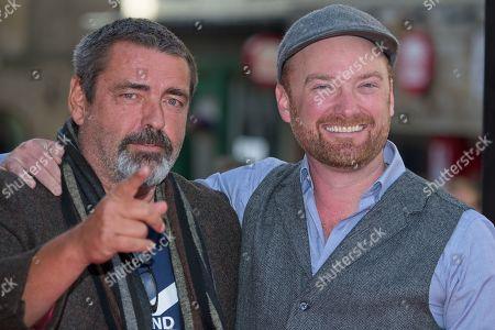 Angus Macfadyen and Richard Gray