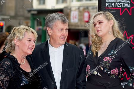 Joanne Pearce, Adrian Noble and Rose Noble