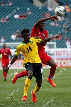 Editorial photo of Gold Cup Jamaica Panama Soccer, Philadelphia, USA - 30 Jun 2019