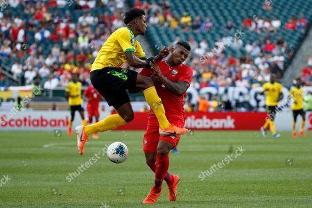 Editorial picture of Gold Cup Jamaica Panama Soccer, Philadelphia, USA - 30 Jun 2019