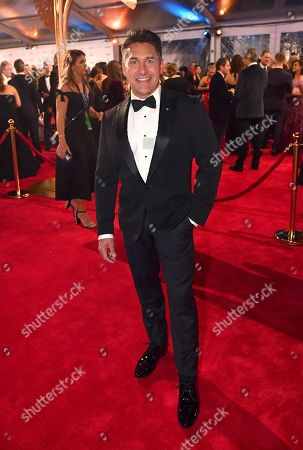 Australian horticulturalist Jamie Durie poses on the red carpet during the 2019 Logie Awards at The Star Casino on the Gold Coast, Australia, 30 June 2019 (issues 01 July 2019).