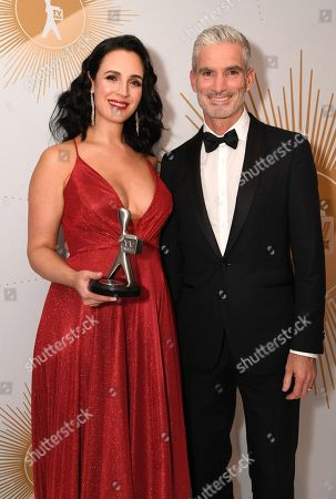 Editorial picture of 2019 Logie Awards, Gold Coast, Australia - 30 Jun 2019