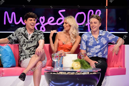 Matt Richardson, Olivia Attwood, Roman Kemp