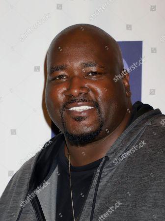 Stock Picture of Quinton Aaron
