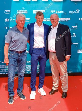 Jupp Heynckes, Toni Kroos, Uli Hoeness