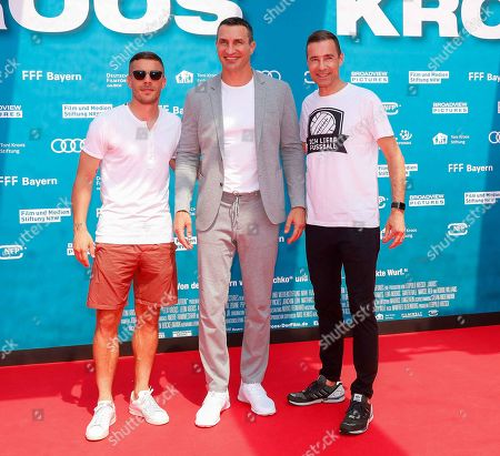 Editorial photo of KROOS film premiere, Cologne, Germany - 30 Jun 2019