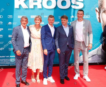 Editorial image of KROOS film premiere, Cologne, Germany - 30 Jun 2019