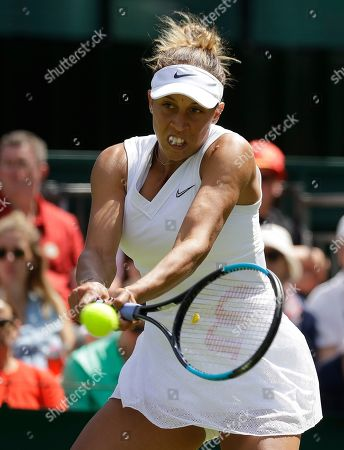 Editorial photo of Wimbledon Tennis, London, United Kingdom - 01 Jul 2019